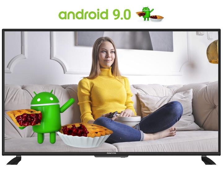 Android 9 pameten TV: zabava in uporabnost prilagojena vam