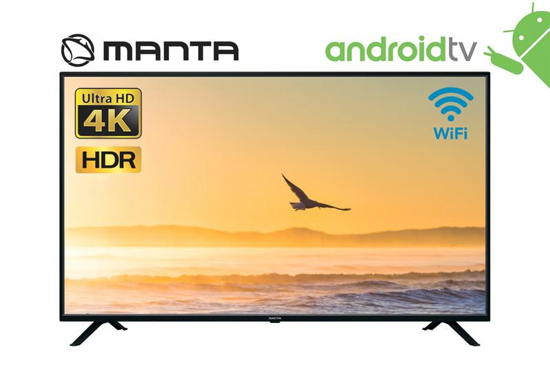 Android 7 pameten TV