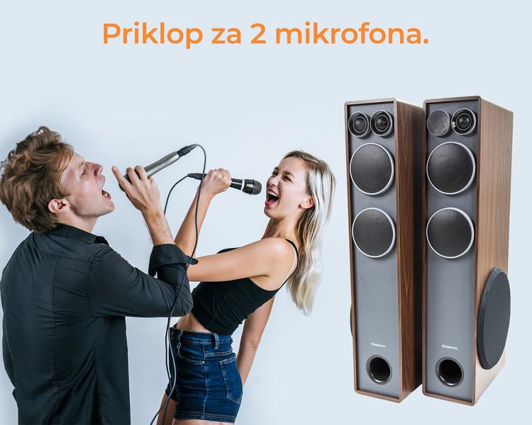 Kaj še odlikuje zvočnik MANTA SPK720?
