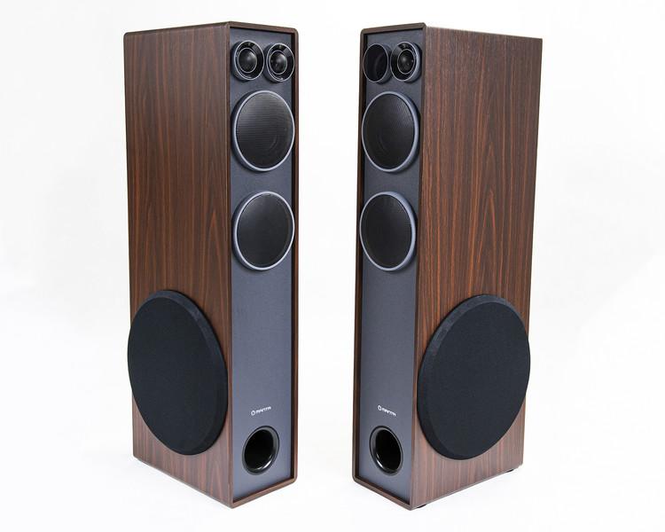 STEREO zvočni sistem s 6-imi zvočniki